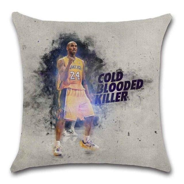 Basketball Legend Cushion Cover 6