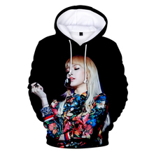 blackpink 3d Hoodies Mens And Sweatshirts Oversized For Autumn With Hip Hop Winter Men/Women Plus Size