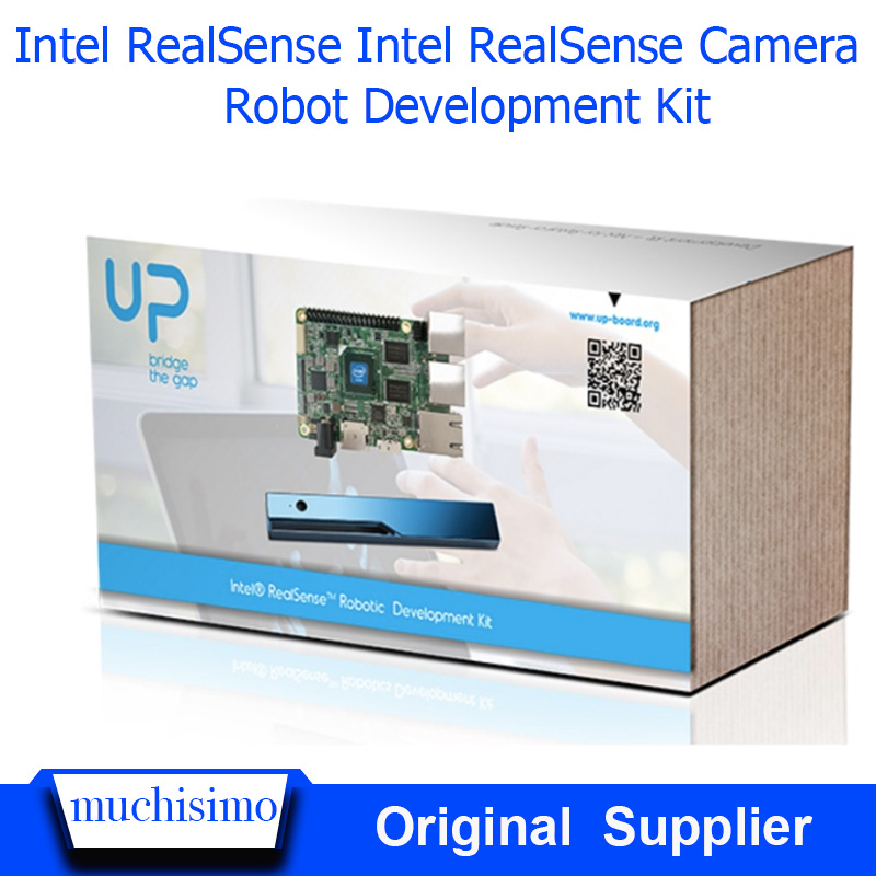 New Intel RealSense Intel RealSense Camera Robot Development Kit Supports ROS AI Development Robot