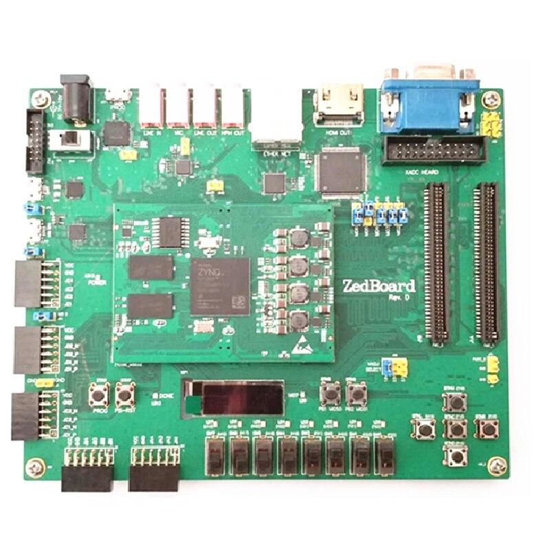 Fpga Development Board Xilinx Arm Zedboard 7000 Video Tutorial Zynq