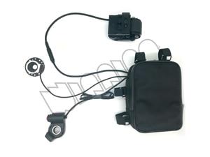 Image 2 - 500W Booster bez akumulatora zmodyfikowany zestaw motoroweru napęd cierny rower elektryczny 500W bezszczotkowy szybki silnik