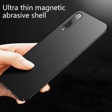 Ultra-cienki matowy futerał na telefon do telefonu Xiaomi Mi 9 8 T Lite SE F1 Redmi Note 8 7 6 5 4 Pro odporny na wstrząsy