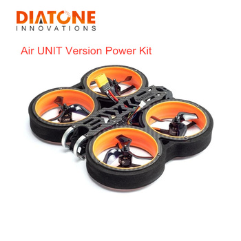Diatone MX-C 349 158mm 3 Inch Cinewhoop Duct FPV Racing Drone RC Quadcopter Air UNIT Version Power Kit w/ MAMBA MB1408 Motor 1