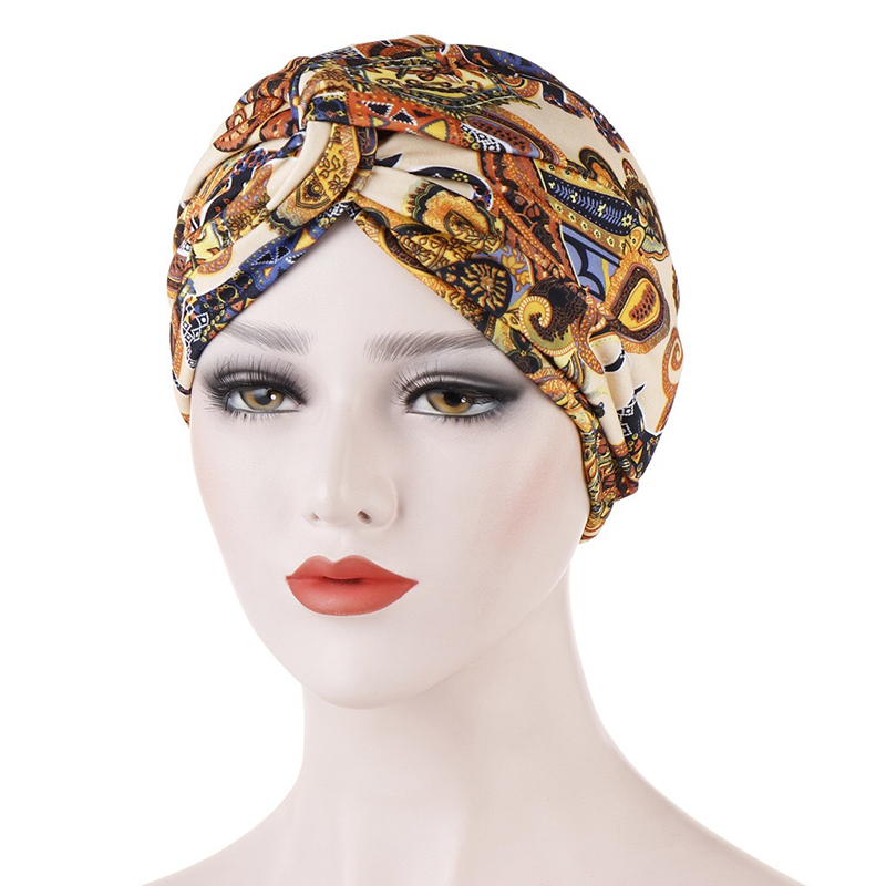 Womenprint  Hijab Scarf Turban Caps Muslim Headscarf Sun Protection Cap Muslim Multifunctional Turban Foulard Femme Muslim Scarf