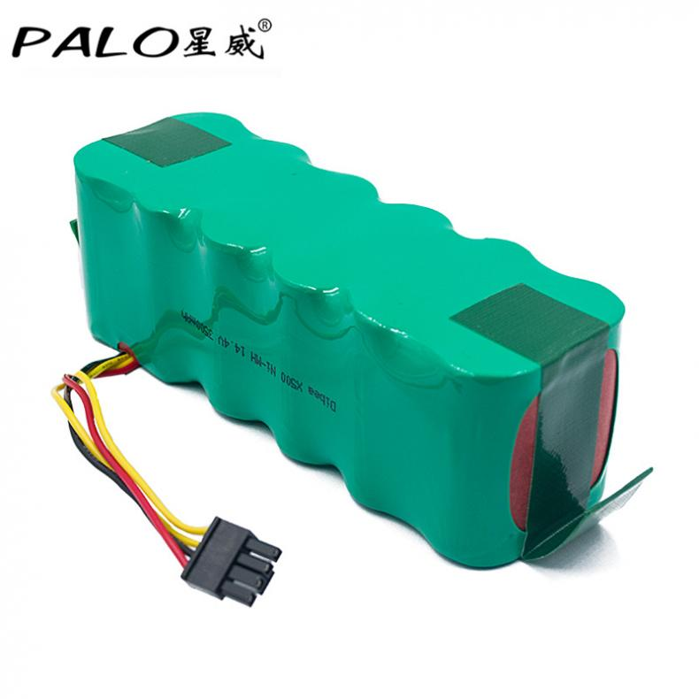 14.4V 3500mAh Sweeper Battery With No Memory Effect And Recyling For Dibea X500/X580 KK8 CR120