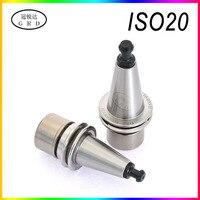 Iso20 er16 er20 precisão 0.003 shank g2.5/2500 50000 rpm iso alta velocidade máquina de gravura ferramenta shank torno ferramenta suporte do eixo|Suporte p/ ferramenta|   -