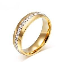 Модные мужские кольца из нержавеющей стали 316l с кубическим