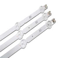 3PCS*7LED LED Backlight Strip Replacement compatible for 32LN541V 32LN540V B1/B2-Type 6916L-1437A 6916L-1438A LC320DUE SF R1