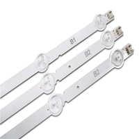 3PCS * 7LED Striscia di Retroilluminazione A LED di Ricambio compatibile per 32LN541V 32LN540V B1/B2-Type 6916L-1437A 6916L-1438A LC320DUE SF R1