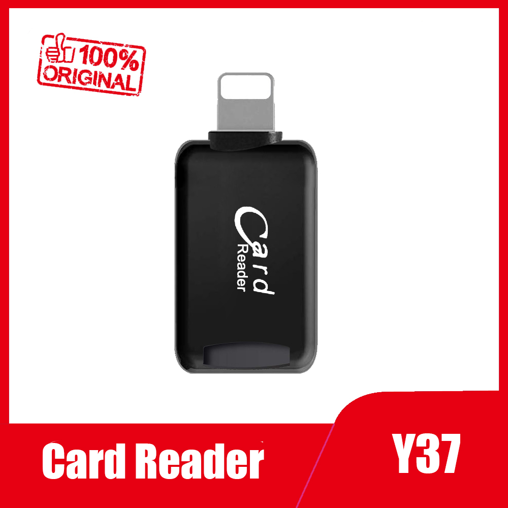 INGELON Card Reader Portable Memory Cardrider With TF Card 16GB Suitable For Iphone5S / 6 / 6S / 7 / 7Plus / 8Plus / X / XR / XS
