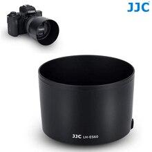 JJC Lens Hood gölge Canon EF M 32mm f/1.4 STM objektif Canon EOS M200 M100 M50 m10 M6 Mark II M5 M3 M50 Mark II değiştirin ES 60