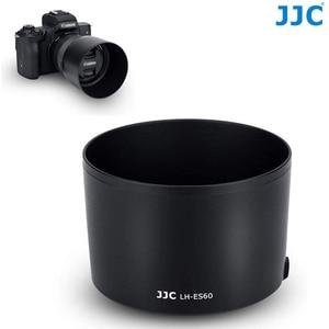Image 1 - JJC Lens Hood gölge Canon EF M 32mm f/1.4 STM objektif Canon EOS M200 M100 M50 m10 M6 Mark II M5 M3 M50 Mark II değiştirin ES 60