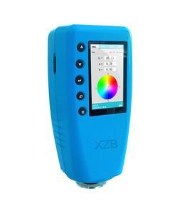 Image 1 - Портативный цветной измеритель, анализатор цвета, Цифровой точный Лабораторный Измеритель цвета, тестер 8 мм