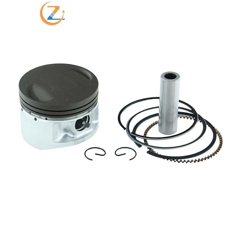 125cc Cylinder Gasket 54mm Piston Pin Ring Kit for CHINESE ATV GoKart Dirt Bike
