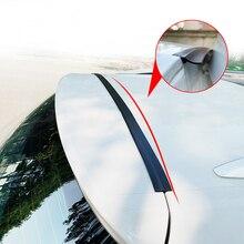Sticker Car-Tail-Cover Trunk Auto-Accessories Rubber Strip for SUV MPV Hatchback Edge-Seal