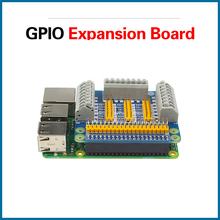 цена на S ROBOT GPIO Expansion Board Raspberry Pi Shield for Raspberry PI 2 3 B B+ With Screws for raspberry pi 3 RPI118