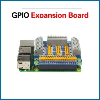 S ROBOT GPIO Expansion Board Raspberry Pi Shield for Raspberry PI 2 3 B B+ With Screws for raspberry pi 3 RPI118 element14 pi face digital i o expansion board for raspberry pi green