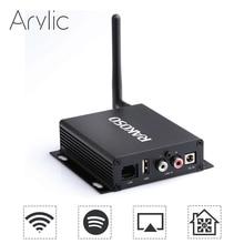Rakoso ess X10 wifi hifi プリアンプ dac ラインアウト光同軸アウトライン usb lan live365 の airplay dlna multiroom アプリ