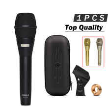 3 colori!! Top Qualità K9 Palmare Vocal Microfono!! Professionale K9G Karaoke Mic Microfono per Spettacolo Dal Vivo KTV Discorso