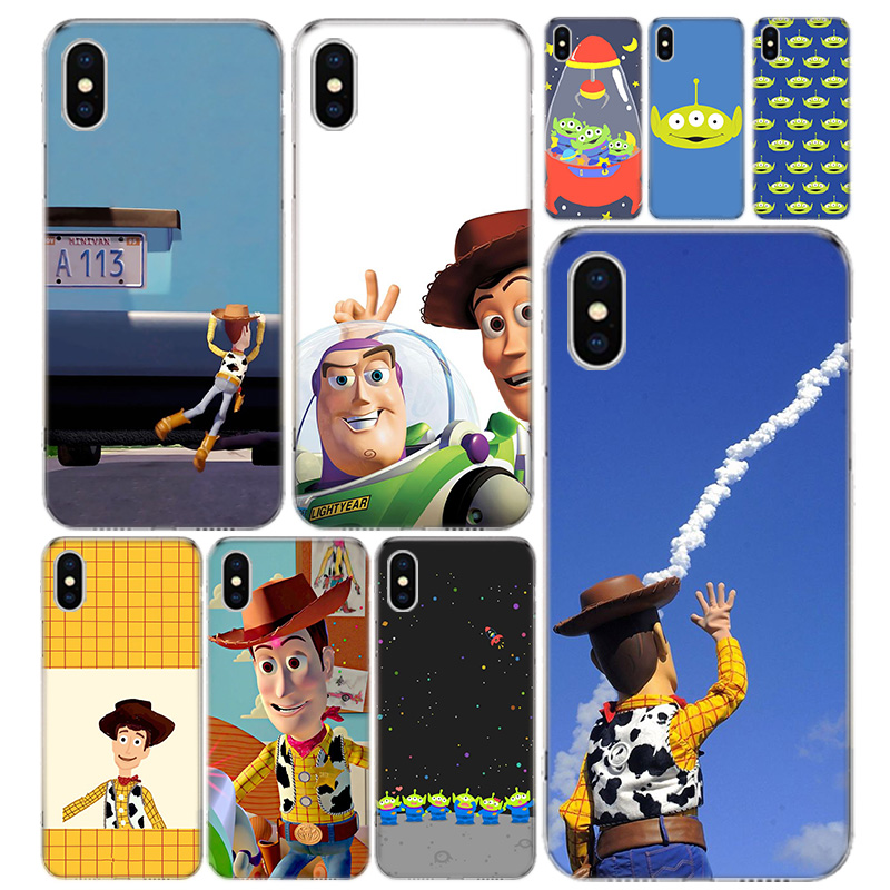<font><b>Toy</b></font> <font><b>Story</b></font> Pizza Planet Phone Case Cover For <font><b>Iphone</b></font> 11 Pro 7 8 <font><b>6</b></font> 6S Plus + X XS MAX XR 5 5S SE Fashion Art TPU Coque Shell <font><b>Capa</b></font> image