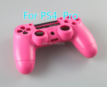Reemplazo para pc de plástico para mando inalámbrico de Sony PS4 Pro, JDS 040, carcasa frontal y trasera, 1 unidad