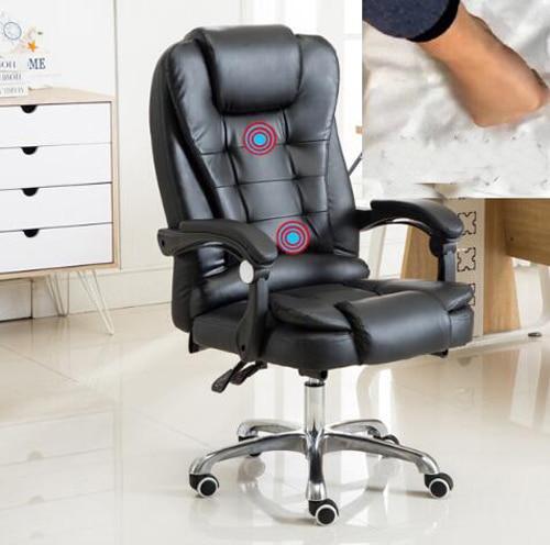 Купить бесплатная доставка офисное кресло массажное с подставкой для картинки