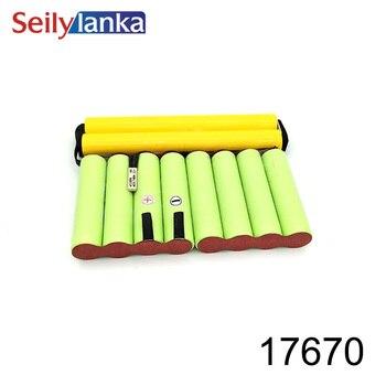17670 3800mAh for proscenic 14.4V battery pack 902 NONO Ni Mh Sweeping robot Self-service installation фото