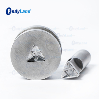 CandyLand Pyramid Tablet Die Pill Press Die Candy Punch Die Set Custom Logo Punch Die Cast Pill Press For Tablet TDP Machine