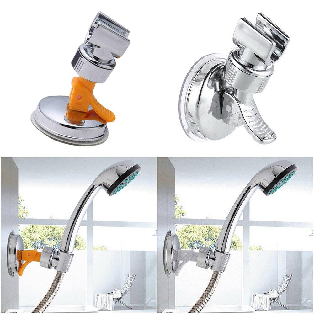 Мощный присоска чашка душ насадка держатель основание ванная душ насадка крепление стена кронштейн ванная аксессуары