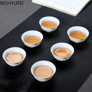 6pcs\lot Chinese Kung Fu Tea S
