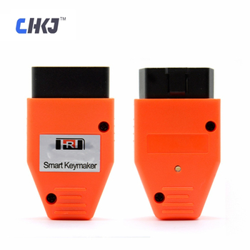 CHKJ For Toyota Smart Key Maker OBD for 4D and 4C Chip For Toyota 4D Chip OBD2 KeyMaker OBD2 TRANSPONDER Key Programmer In stcok image