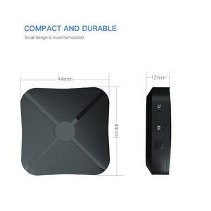 Image 3 - 2 in 1 kablosuz Bluetooth 4.2 alıcı verici ev TV MP3 PC kablosuz adaptör ses 3.5MM AUX Stereo hoparlör TV araba PC