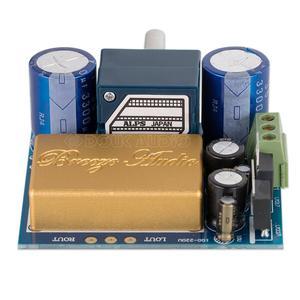 Image 3 - Nobsound full dc hi fi 연산 증폭기 전치 증폭기 모듈 차폐 기능이있는 미니 스테레오 오디오 프리 앰프 보드 alps