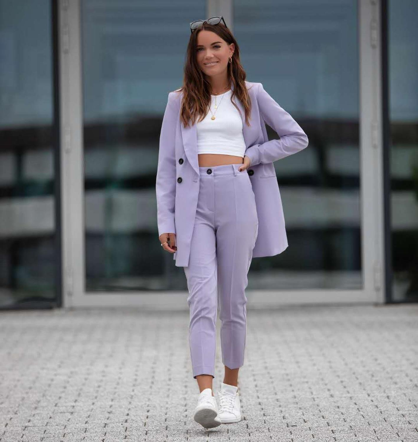 business clothes women women suits set office sets elegant skirts and tops pant and vest waistcoat casual pants jacket balzer