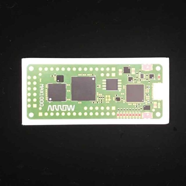 1 X MAX1000 FPGA IOT Máy Làm Ban Chi Phí Thấp Nhất MAX10 Với 8 Kly