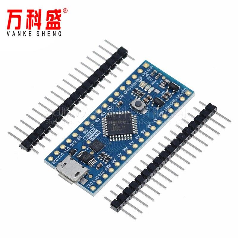 Совместимость с Arduino Nano каждый контроллер новая версия Atmega4808 UPDI загрузчик