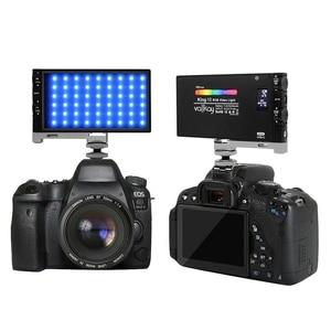 Image 5 - RGB 2500K 8500K regulable a todo Color luz LED para vídeo fotografía Video estudio DSLR Cámara luz PK BOLING BL P1