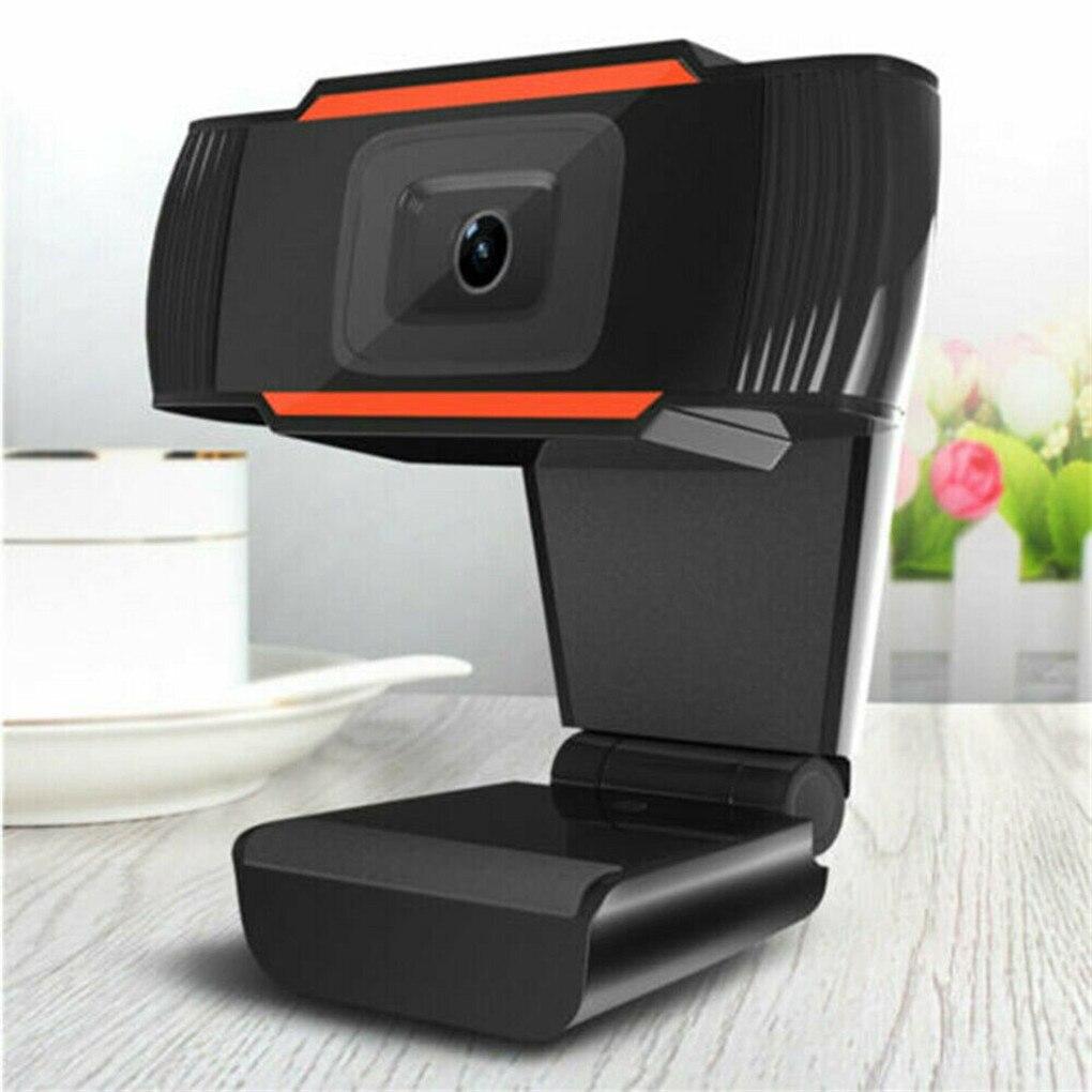 USB 2.0 HD 12.0M Pixels Webcam Online Meeting Video Auto focus Chat Rotatable Computer Laptop Clip-on Camera