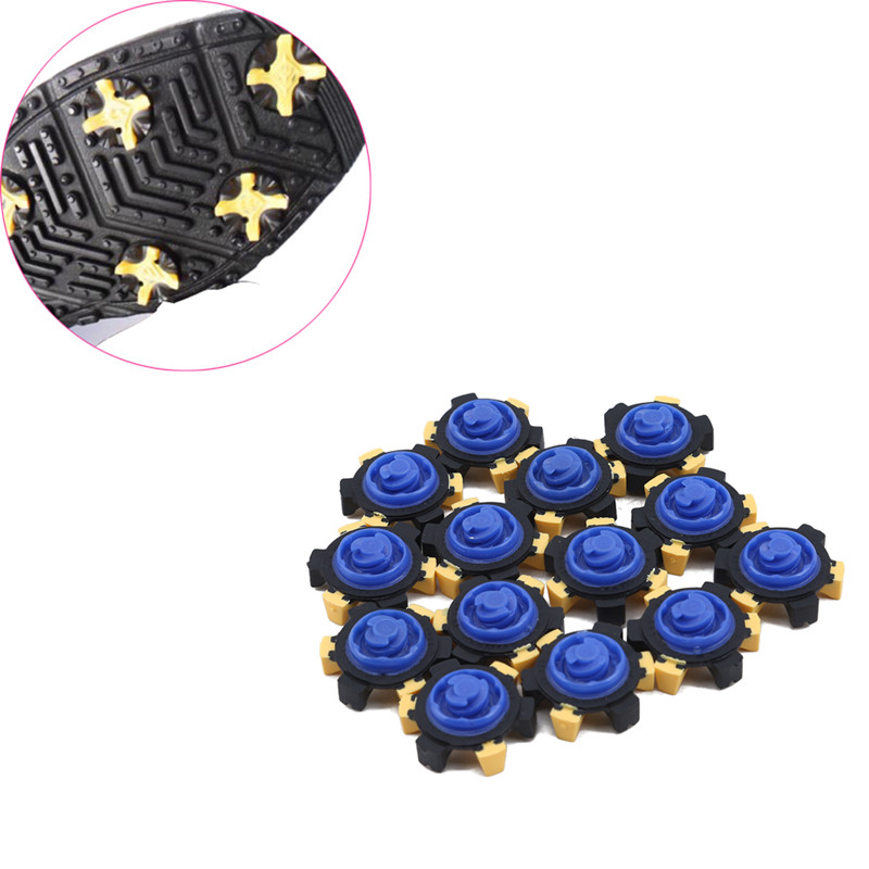 14PCS/ LOT Golf Cleats Shoe Spikes Screw Studs Accessories Golf Shoes Spikes Golf Training Golf Accessories For Old Worn Pikes