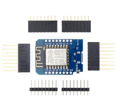 Беспроводной модуль CH340/CP2102 NodeMcu V3 V2 Lua wifi Интернет вещей макетная плата на основе ESP8266 ESP-12E с pcb антенной - Цвет: D1 mini