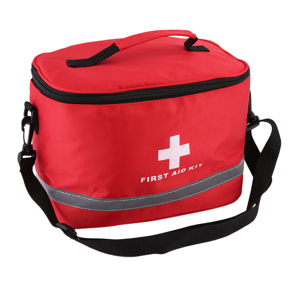 OUTAD Emergency Survival Bag Mini Family First Aid Kit Sport Travel Kits Home Medical Bag Outdoor Car First Aid Bag