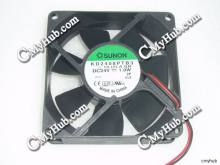 For SUNON KD2408PTB3 13.(2).A.GN DC24V 1.0W 8025 8CM 80MM 80x80x25mm 2pin Cooling Fan(China)