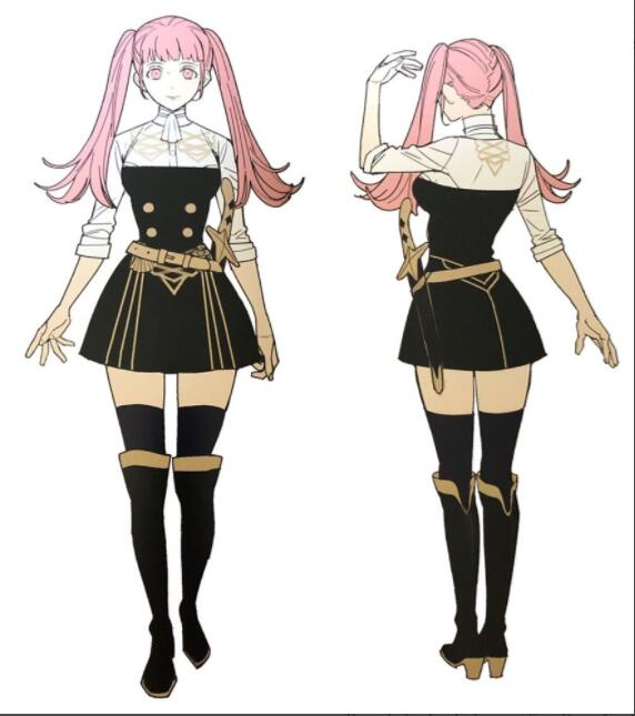 CosplayLove Fire Emblem: Three Houses Hilda Cosplay Costume Custom Made Women For Christmas Halloween
