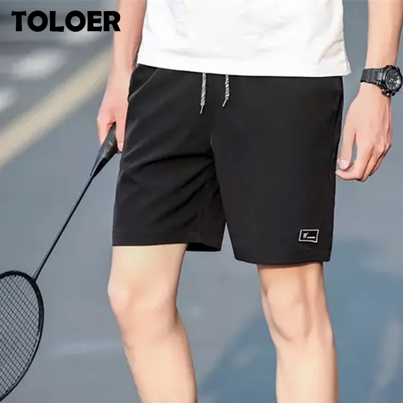 5XL Summer Casual Shorts Men Brand New Board Shorts 2020 WaterProof Solid Breathable Elastic Waist Fashion Beach Board Short Men