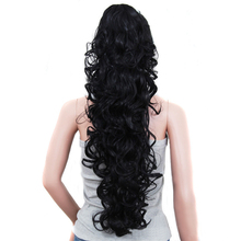 Women Claw Synthetic Ponytail Hair Extensions Pony Tail Curly Hair Long Hosre Tail Hair High Temperature Fiber [delice] 16 inches women s high temperature fiber synthetic hair curly ponytail piano color 90g piece