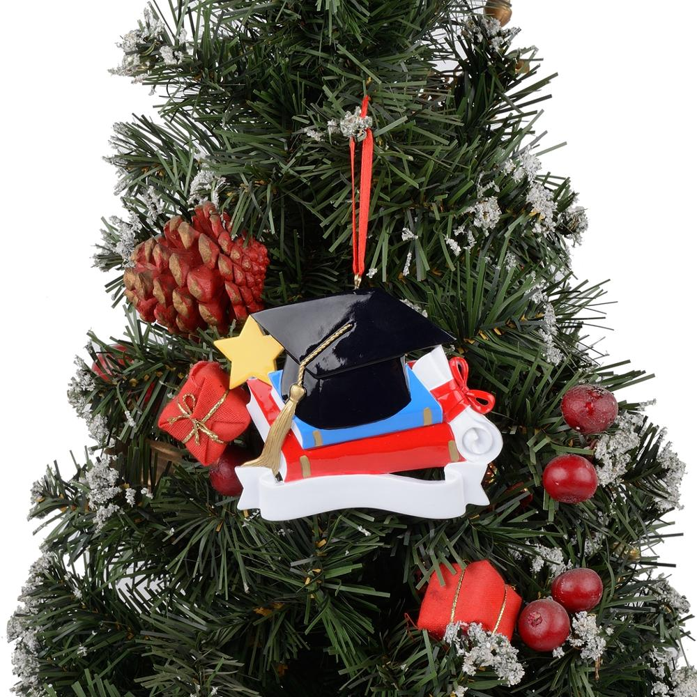 Graduate Boy/&Girl Personalized Christmas Tree Ornament Holiday