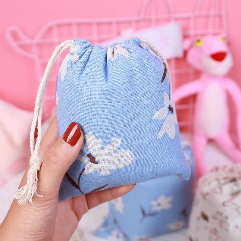 Thời trang In Túi Dây Rút Học Sinh Dễ Thương Túi Du Lịch Túi Giày Bảo Quản Quần Áo Túi Xách Tay Mỹ Phẩm Rửa Túi dành cho Nữ