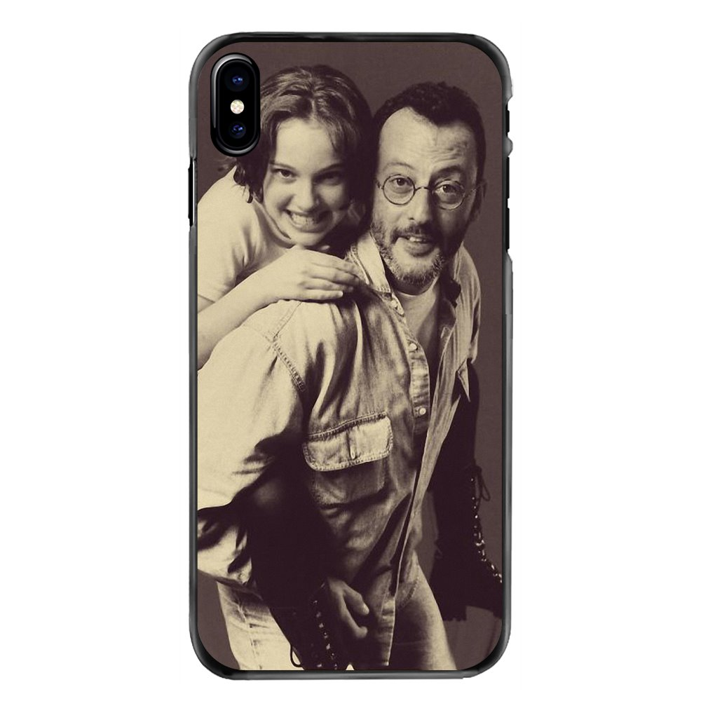 Print Hard Phone Case Cover For Huawei P8 P9 P10 Lite Plus 2017 2016 Honor 5C 6 4X 5X Mate 8 7 9 France Jean Reno What an artist image