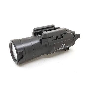 SOTAC-GEAR Tattico Arma Luce X300UH-B Torcia Elettrica Pistola Della Pistola Bianco LED Di Caccia Della Torcia Elettrica Per 20 Millimetri Picatinny Per 20 Millimetri Rails