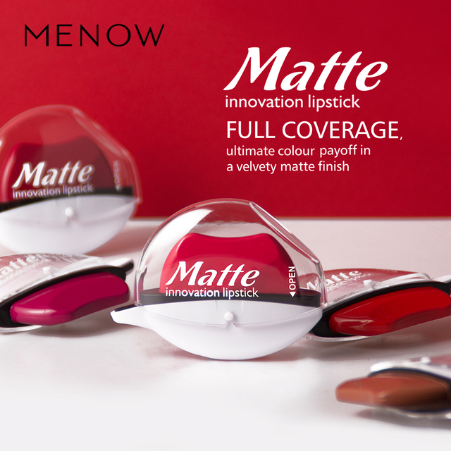 MenNow Matte Innovation Lipstick